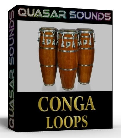 CONGA LOOPS  BOX