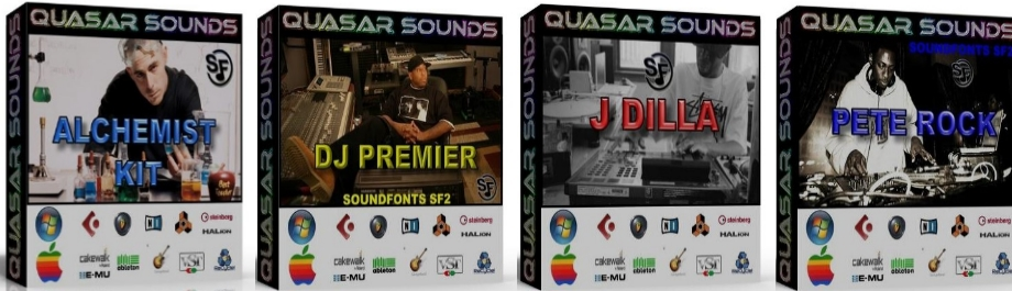 HIP HOP GOLDEN ERA DRUM KIT Bundle Pack