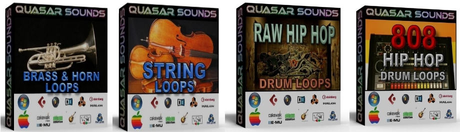 HIP HOP LOOPS Bundle Pack