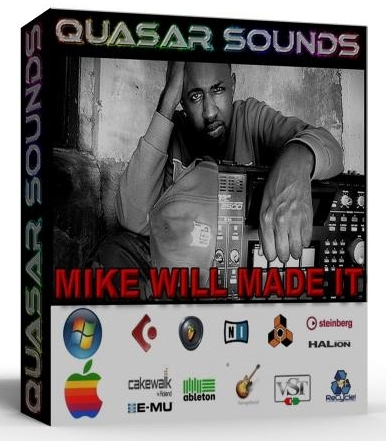 MIKE WILL MADE IT  DRUM & SOUND KIT  $19.95