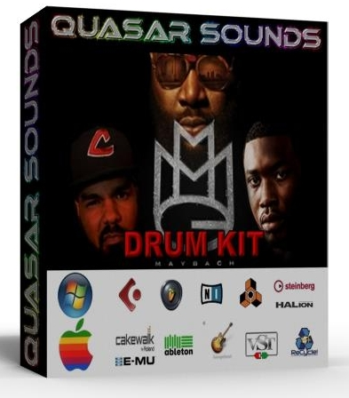 Dj pain 1 – ludacris/rick ross drum kit – free sample packs.