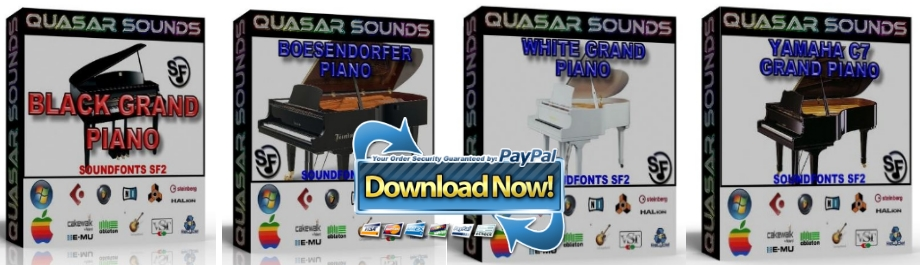 ACOUSTIC PIANO Samples Bundle Pack
