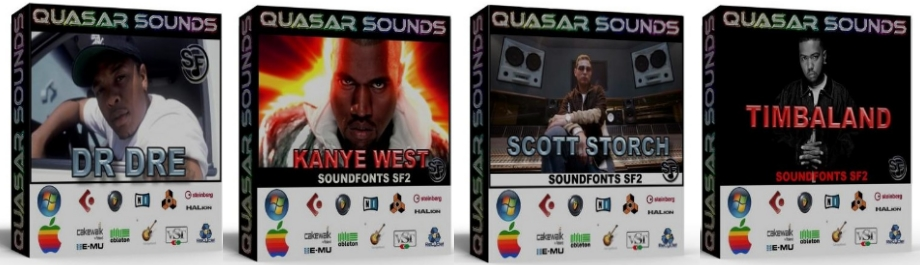 HIP HOP PRODUCER GODS DRUM KIT Bundle Pack