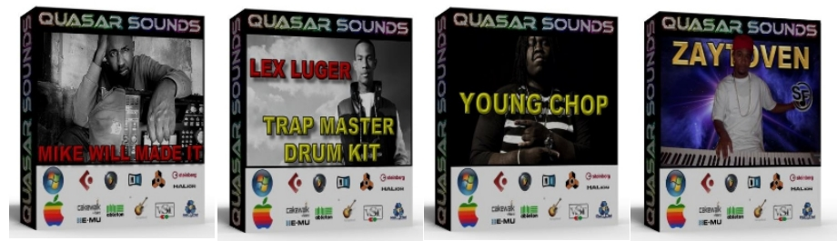 TRAP DRUM KIT DESTROYER Bundle Pack