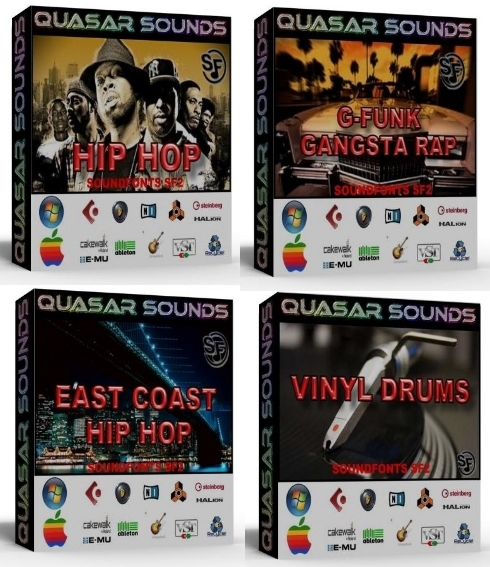 HIP HOP PRODUCER DRUM KIT PACK Bundle Pack • Download Best