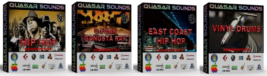HIP HOP PRODUCER DRUM KIT PACK Bundle Pack
