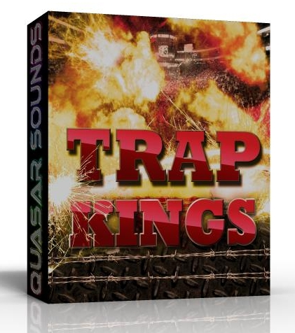 trap kings box