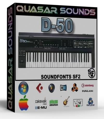 ROLAND D50 SOUNDFONTS SF2