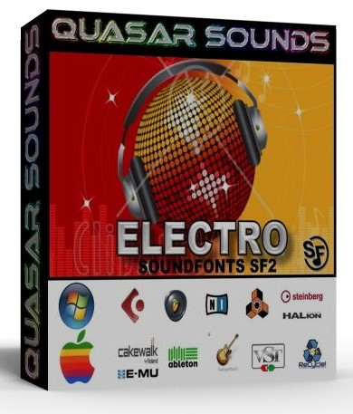 ELECTRO Soundfonts Sf2