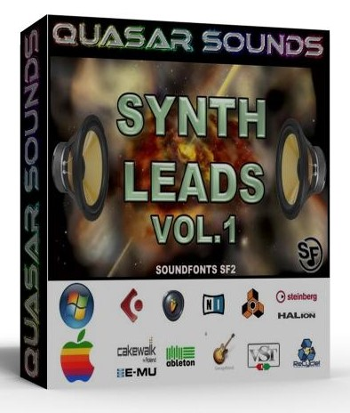 SYNTH LEADS PATCHES - SOUNDFONTS SF2