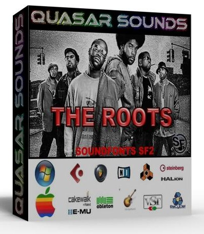 THE ROOTS KIT - SOUNDFONTS SF2