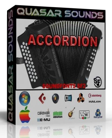 ACCORDION Soundfont instrument SF2 • Download Best FL Studio