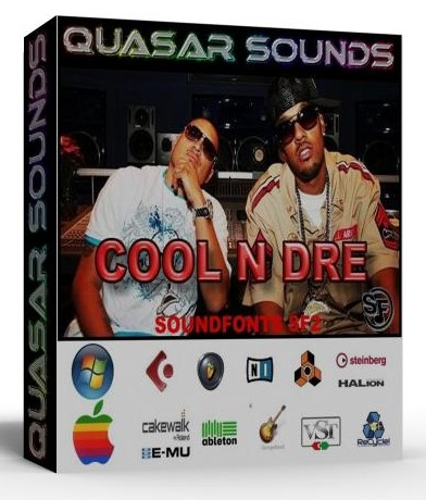 COOL N DRE KIT - SOUNDFONTS SF2  $19.95