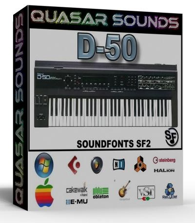 ROLAND D50 SAMPLES WAVE KONTAKT REASON LOGIC HALION