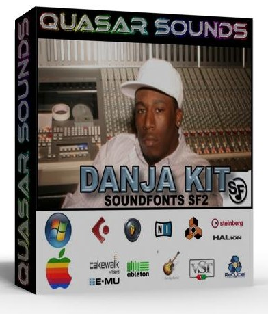 DANJA SAMPLES KIT WAVE KONTAKT REASON LOGIC HALION  $19.95