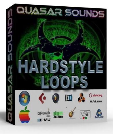 Samples de Hardstyle Free HARDSTYLE-LOOPS
