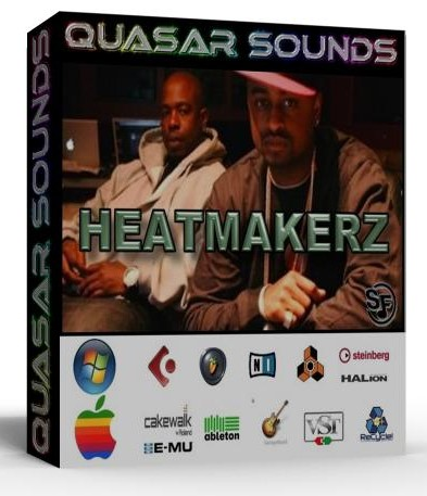 HEATMAKERZ SAMPLES WAVE KONTAKT REASON LOGIC HALION