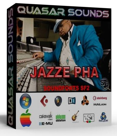 JAZZE PHA KIT - SOUNDFONTS SF2  $19.95