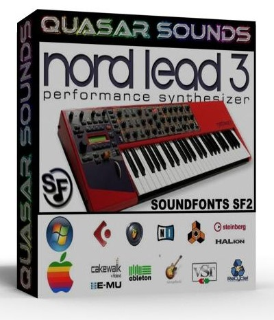 CLAVIA NORD LEAD 3 Samples