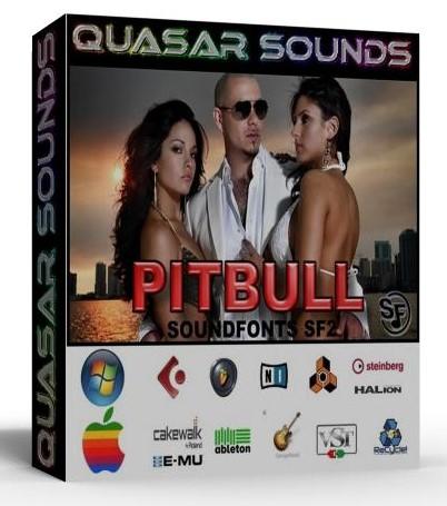 PITBULL KIT - SOUNDFONTS SF2