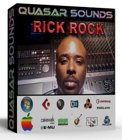 RICK ROCK KIT - SOUNDFONTS SF2
