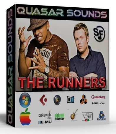 RUNNERS KIT - SOUNDFONTS SF2