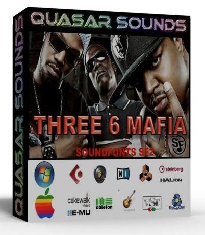 Three 6 Mafia Kit Soundfonts Sf2 Download Best Fl Studio Trap Samples Hip Hop Drum Samples Packs Construction Kits Royalty Free Loops Midi Files Soundfonts Effects Vocal Samples Download Best Fl