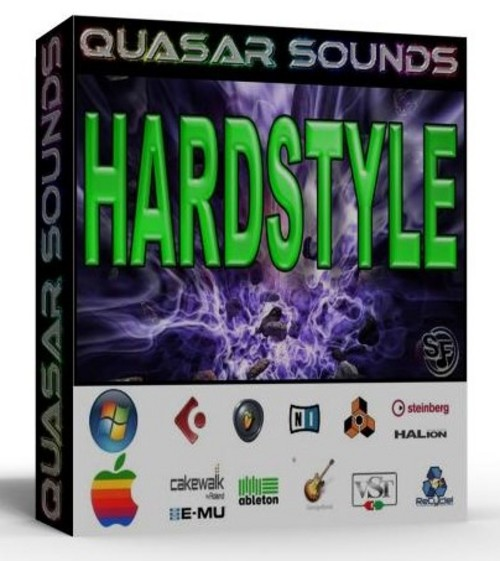 HARDSTYLE SOUNDFONTS SF2