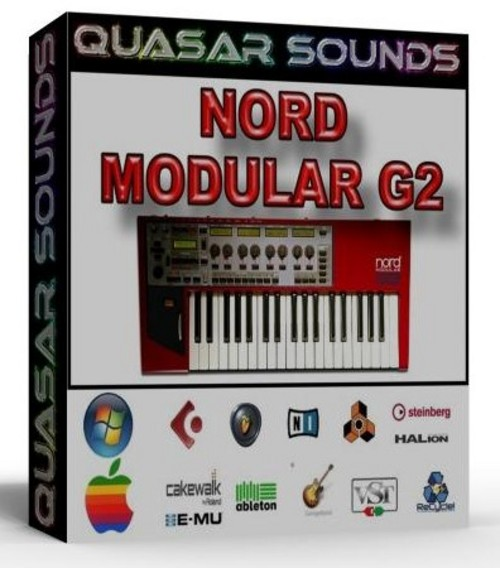 NORD MODULAR  G2  SOUNDFONTS SF2
