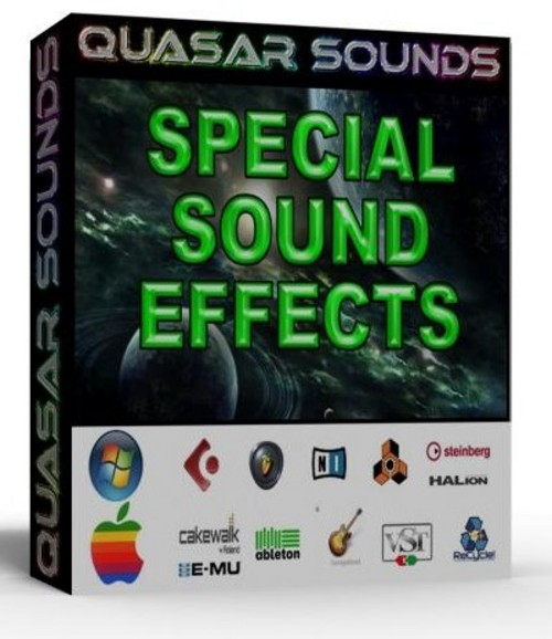 SOUND FX / EFFECTS  SOUNDFONTS SF2