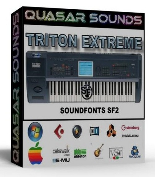 KORG TRITON EXTREME Soundfonts SF2 • Download Best FL Studio