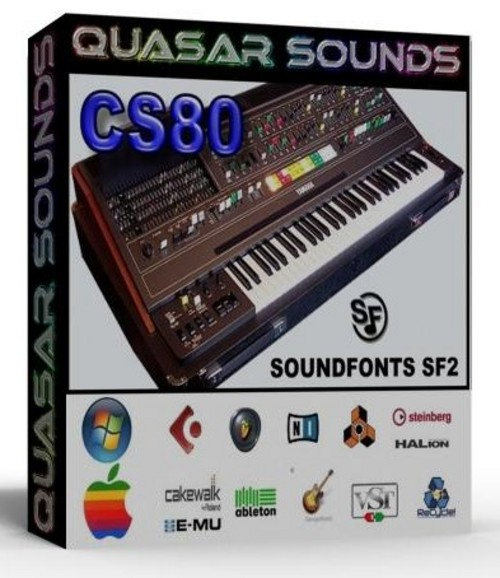 YAMAHA CS80 Soundfonts SF2 • Download Best FL Studio Trap Samples