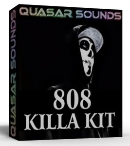 808 killa Trap KiT  BOX