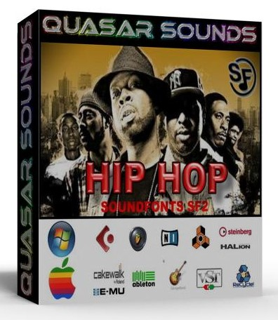 HIP HOP Soundfonts Sf2